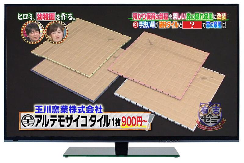 日本テレビ有吉ゼミ「八王子リホーム」ヒロミ保育園を作る
